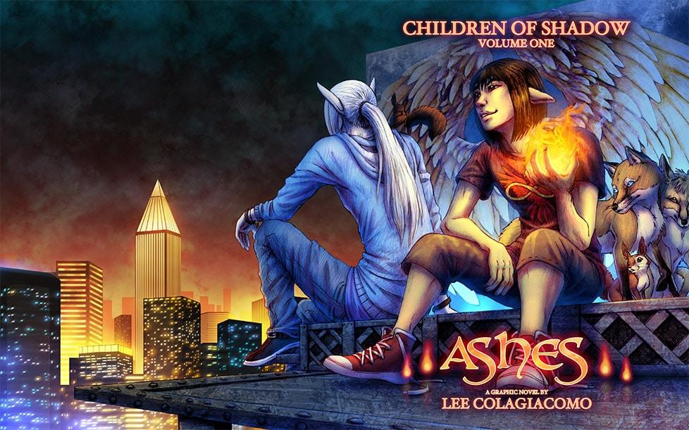 Volume 1: Ashes