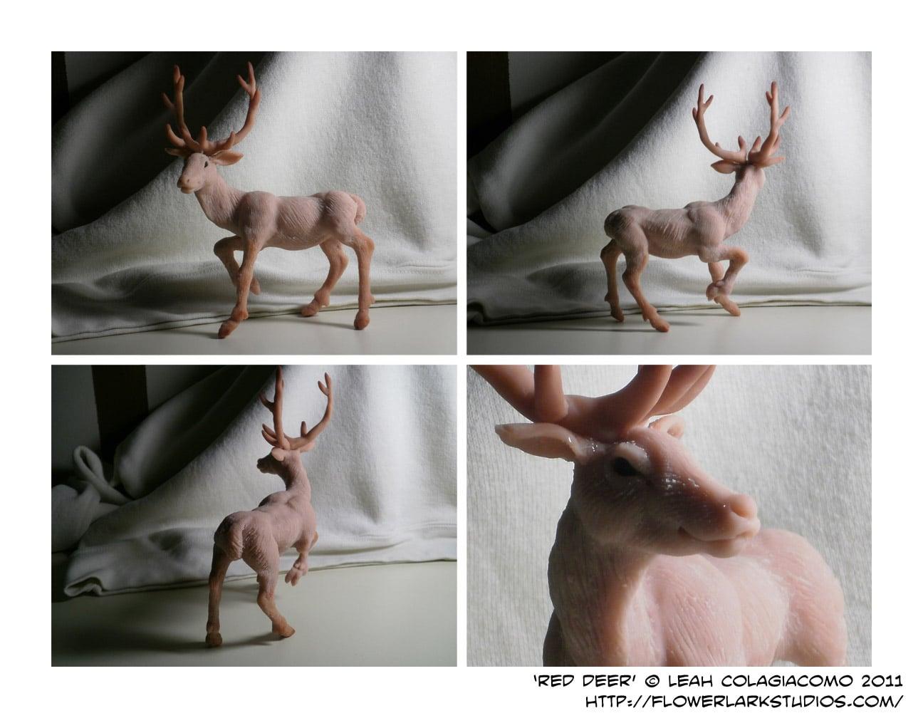 Red Deer WIP