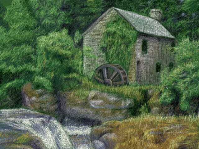 Olde Water Mill 3DS