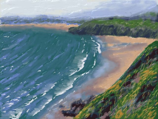 Seascape 3DS