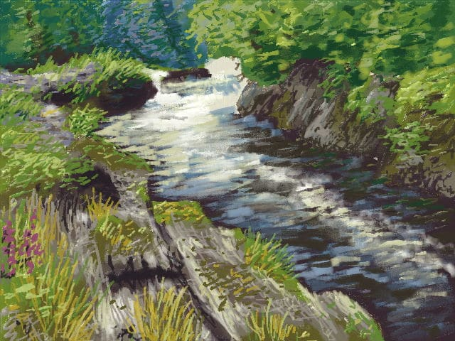 Babbling Brook 3DS