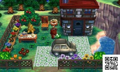 Animal Crossing Happy Home Designer Flowerlark Studios