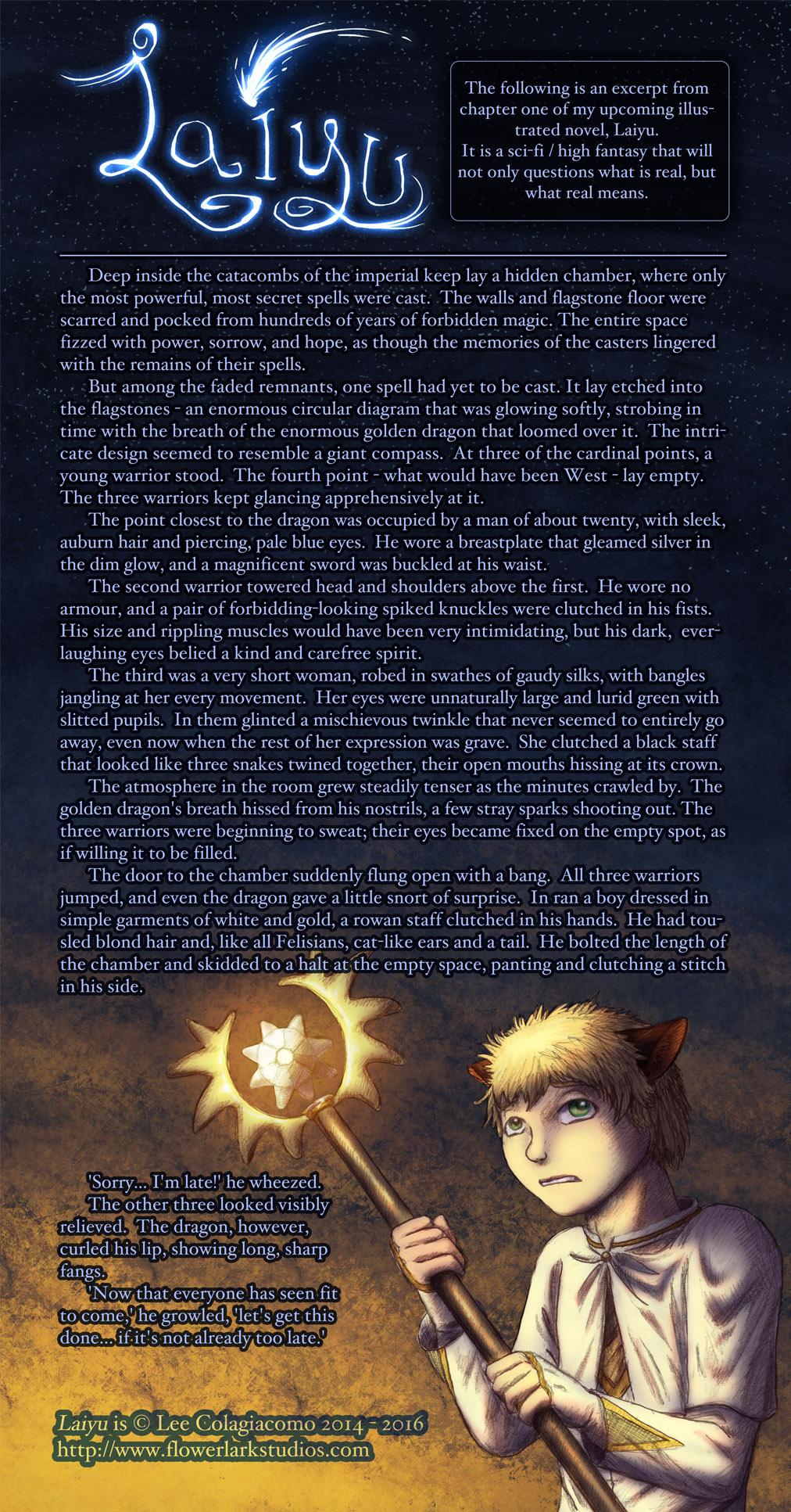 Laiyu Excerpt 1