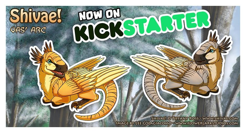 Shivae! Vas – Kickstarter